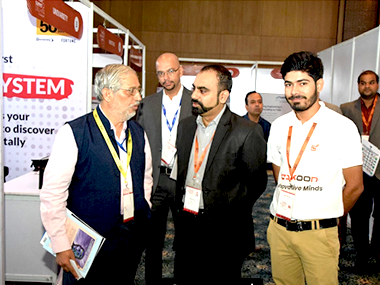 Zykoon team in eLets Event